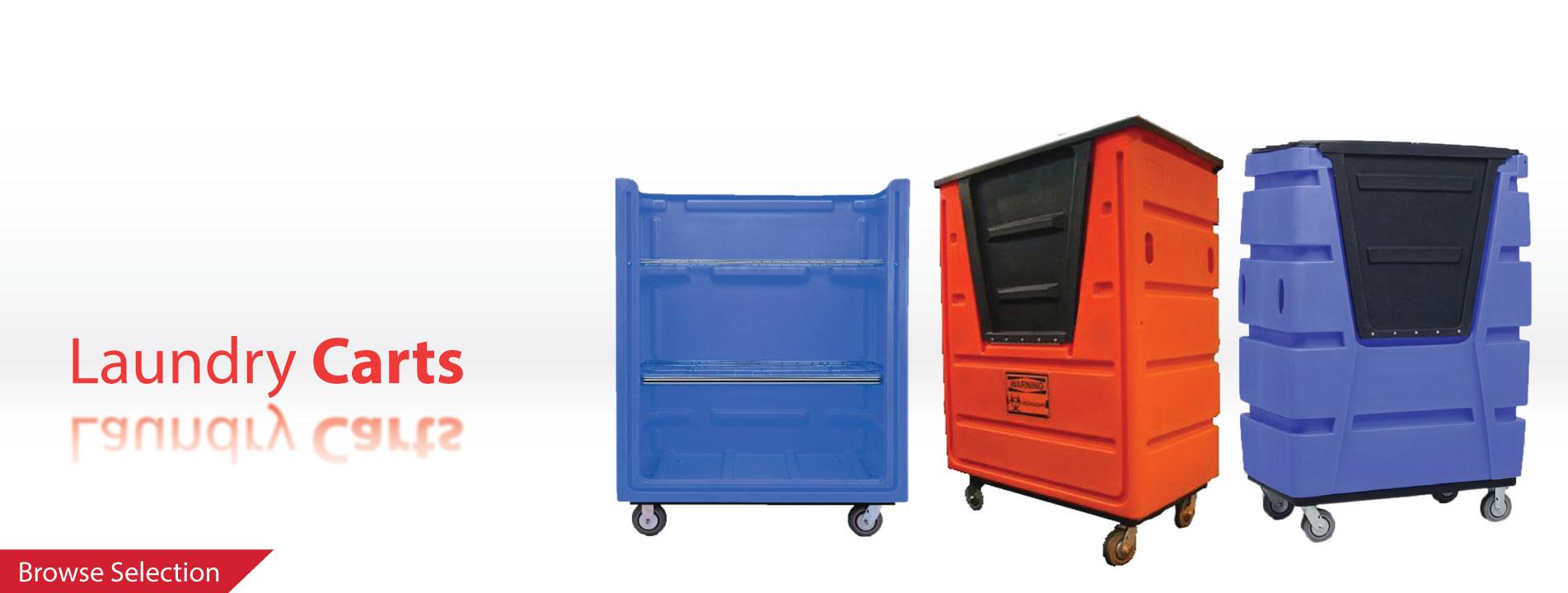 Laundry-Carts